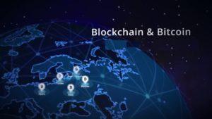 схема блокчейн