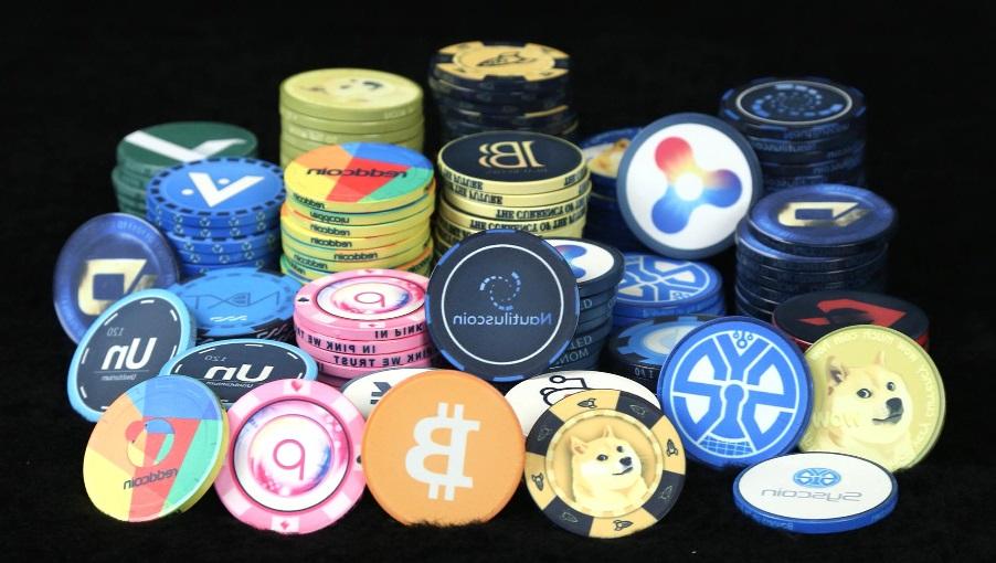 Создать криптовалюту