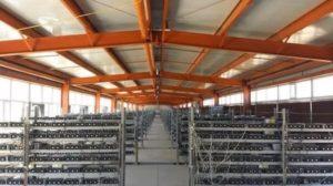 Майнинг ферма в Китае