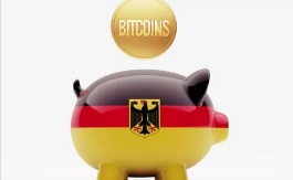 Германия торгует криптовалютой