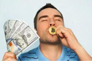 Биткоин против доллара